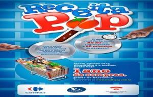 Receita Pop Carrefour Inscrições, como Participar