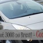 Novo Peugeot 3008 no Brasil