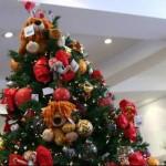 Os enfeites de sua árvore de Natal devem ser escolhidos com cuidado. (Foto: Divulgação)