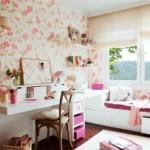Decoração de quartos infantis femininos sugestões. (Foto: Divulgação)