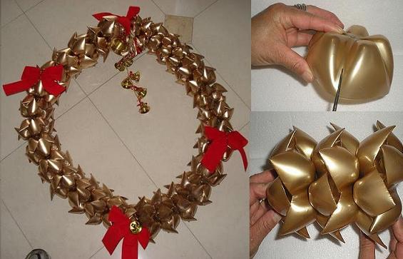 decoracao arvore de natal reciclavel : decoracao arvore de natal reciclavel:Enfeites De Natal Reciclavel Material