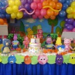 Decoração Backyardigans Festa Infantil