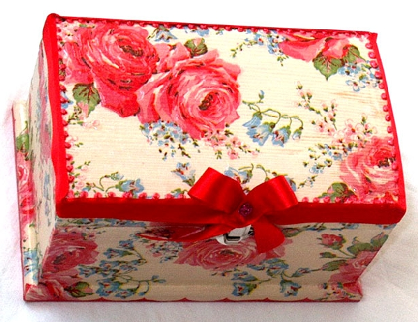 Embalagem de presente artesanal criativa (Foto: Divulgação)