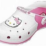 Nova Sandália Hello Kitty, Sandálias para Crianças