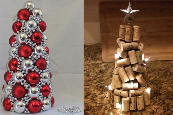 Use a criatividade e faça você mesmo seus enfeites de Natal (Foto: Divulgação)