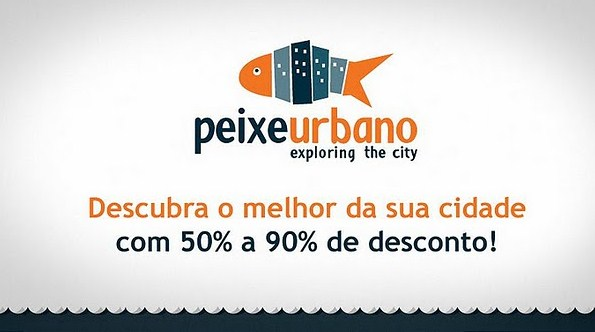 Economize comprando no Peixe Urbano (Foto: Divulgação)