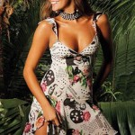 Vestidos Estampados, Modelos, Fotos