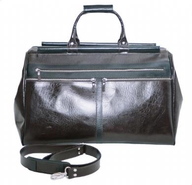 bolsa feminina em couro legítimo