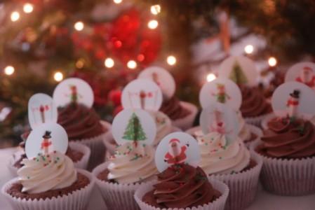 decoracao-de-cupcakes-para-o-natal