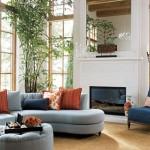 Decoração De Salas Com Plantas, Fotos