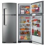 Refrigeradores Inox Frost Free, Modelos, Preços