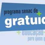SENAC Maceió Cursos Gratuitos 2011