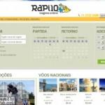 www.rapi10.com.br, Site Rapi10 Passagens Aéreas