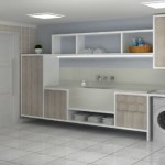 moveis planejados lavanderia clean