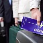 Liquidação de passagens aéreas