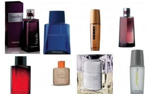 Linha de Perfumes Boticário Acqua