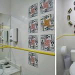 Azulejos Decorados para Banheiros, Dicas