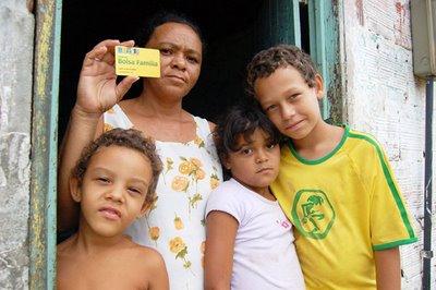 Sua família pode ter um futuro melhor com o Bolsa Família (Foto: Divulgação)