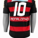 Camisetas do Ronaldinho Gaúcho no Flamengo