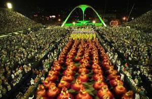 Ingressos para o Carnaval Rio 2011