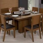Mesa com Prato Giratório, Preços, Onde Comprar