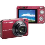 Câmeras Digitais Sony Vermelha Preço, Onde Comprar