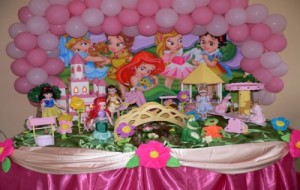 Decoração Buffet Infantil Dicas