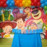 Decoração de aniversario Toy story