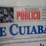 Jornal Diário de Cuiabá Empregos
