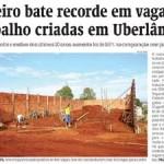 Jornal Correio de Uberlândia Empregos