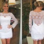 Vestidos para Casamento no Civíl - Modelos 1