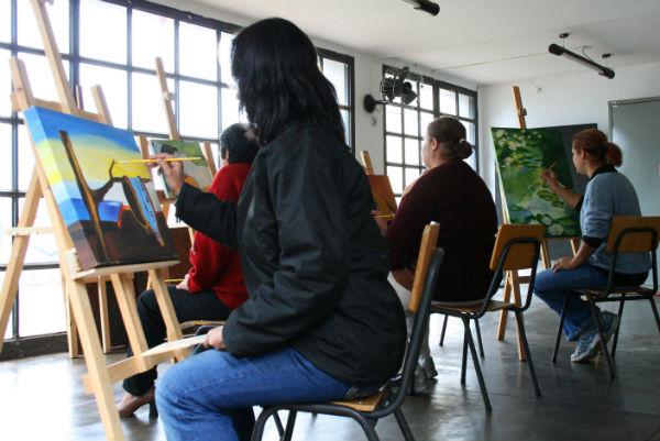 Aprenda as técnicas de pintura com óleo em tela de graça (Foto: Divulgação)