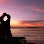 Paisagem romântica