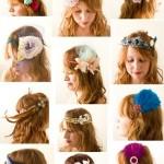 Mais exemplos de adereços para os cabelos (Foto: Divulgação)