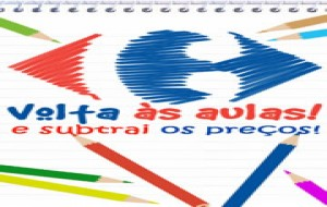 Carrefour Volta as Aulas