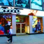 Lojas Billabong, Endereços, Catálogo