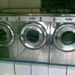 Máquina de Lavar Roupa Industrial