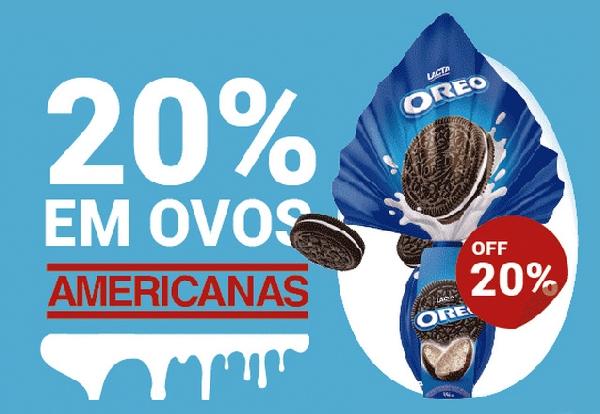 Ovo Oreo 356,00 (Foto: Americanas)