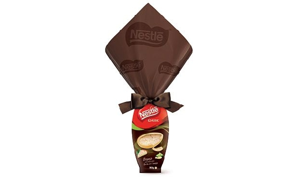 Ovos de Páscoa Nestlé 2016