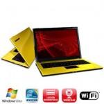 Notebook Amarelo Preços, Onde Comprar