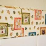 decoração com papel contact 4