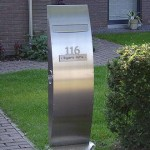 Caixa de correio moderna