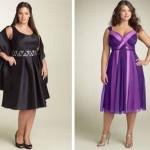 Há vários modelos de vestidos para gordinha (foto: divulgação)