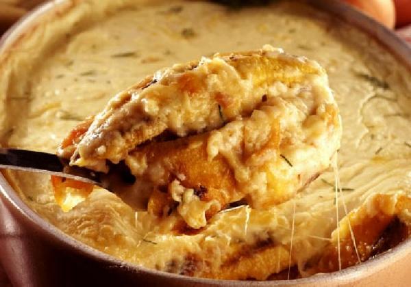 Filé de Peixe ao forno com queijo (Foto: MdeMulher)