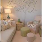 Decoração de sala de estar
