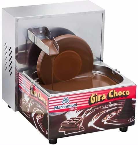 Existem inúmeros modelos de derretedeira de chocolate (Foto: Mercado Livre)