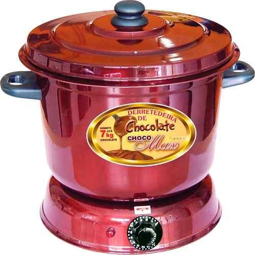 Os preços das Derretedeiras de chocolate podem variar de acordo com o tamanho e modelo (Foto: Mercado Livre)
