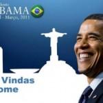 Fotos de Obama no Brasil 2011