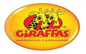Giraffas Delivery, Cardápio, Telefones