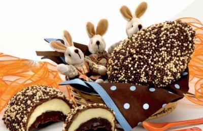 Novidades em Ovos de Pascoa 2011